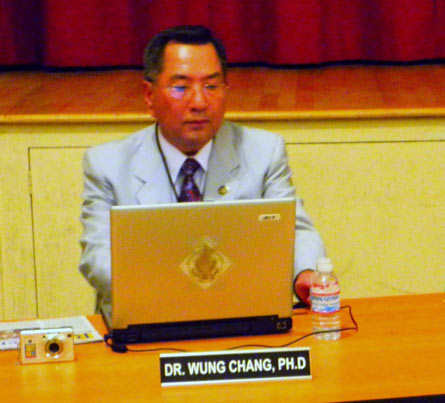 Dr. Chang