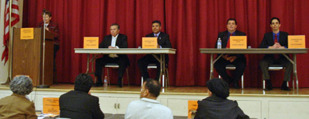 2011 Candidate Forum