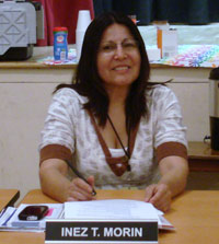 Inez Morin