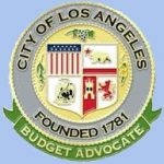 City of Los Angeles Budget Advocates logo