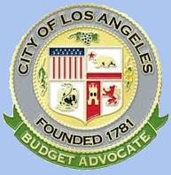 City of Los Angeles Budget Advocates logo