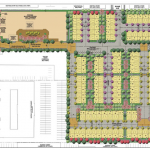 Site Plan for Lankershim development