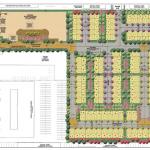 Site Plan for Lankershim development