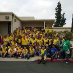 Clean Up Participants Group Photo