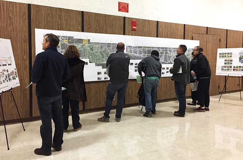 LA River Valley Greenway Community Meeting