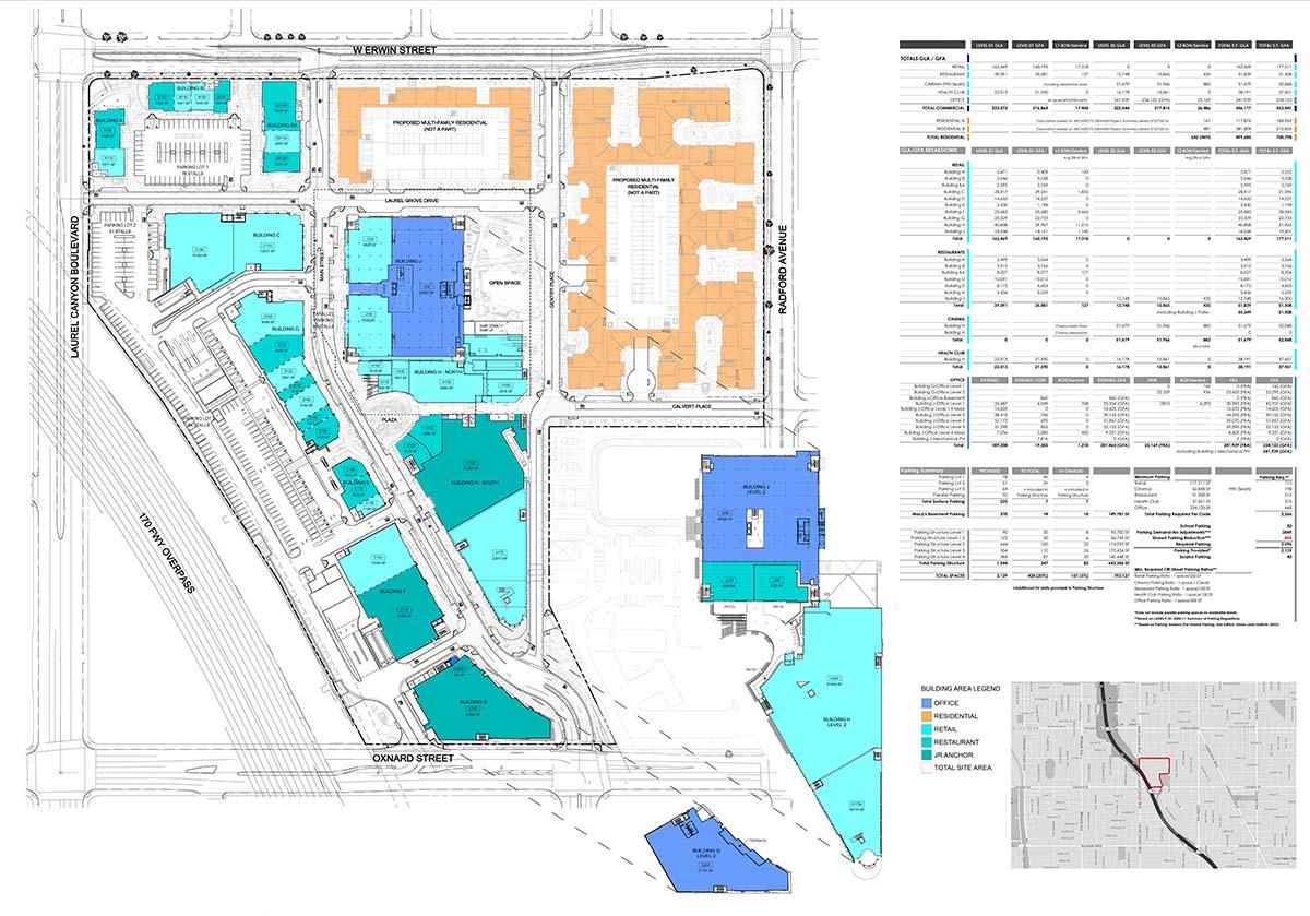 NoHo Site Plan