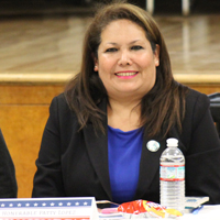 Candidate Patty Lopez