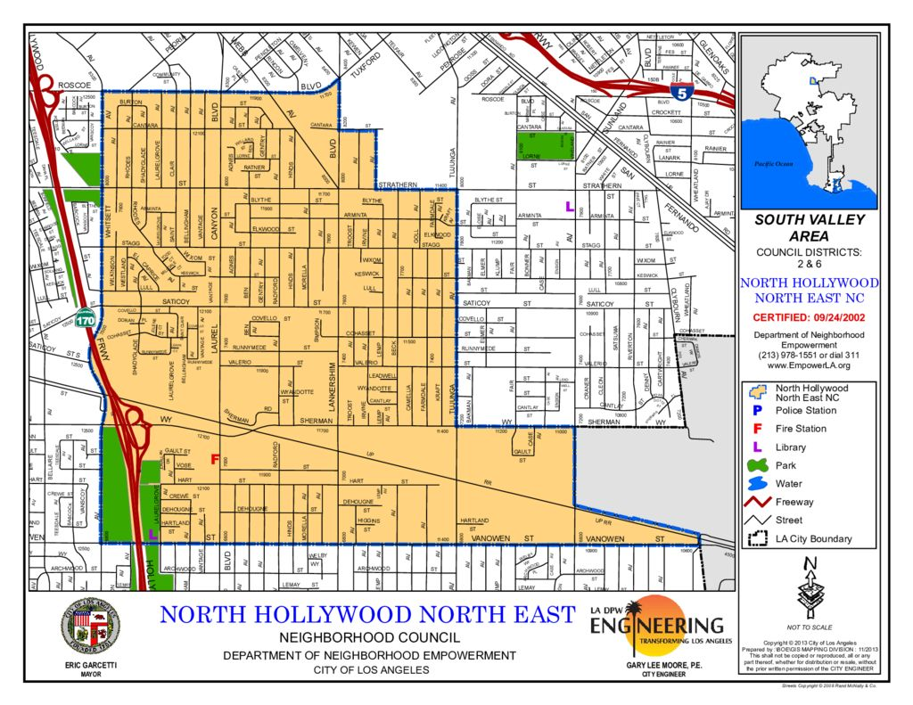 thumbnail of North-Hollywood-North-East-Neighborhood-Council-Map