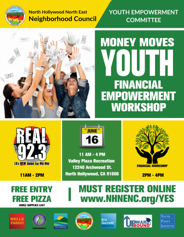 Money Moves Youth workshop