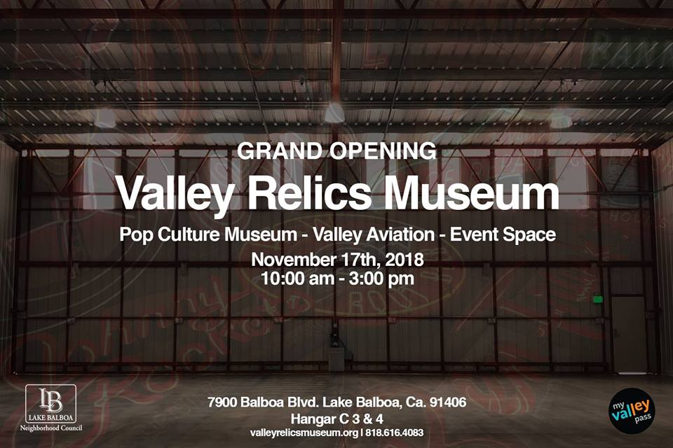 Valley Relics Grand Opening