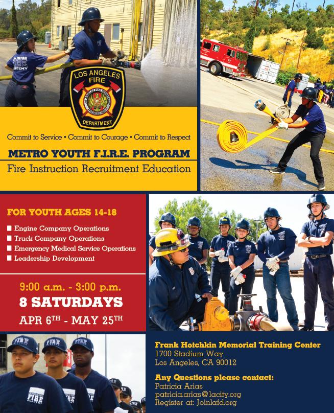 Metro Youth FIRE Program | nhnenc