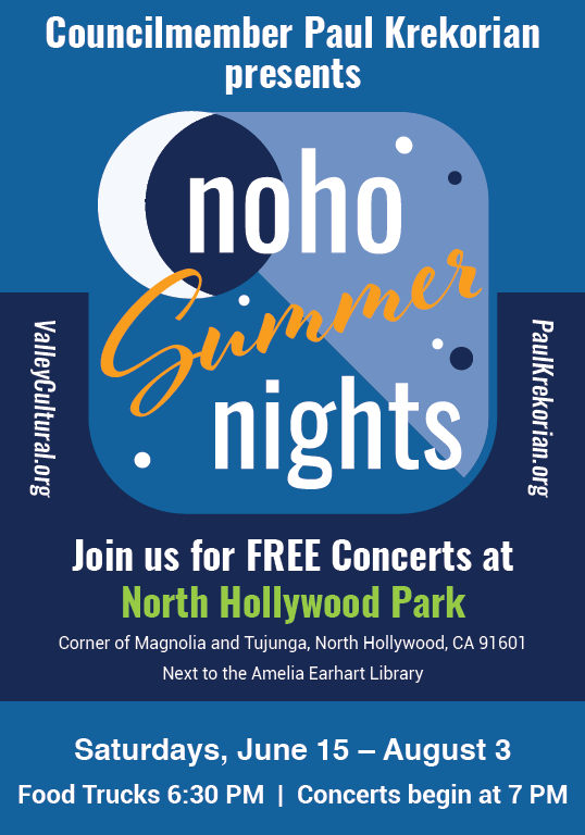 Noho Summer Nights