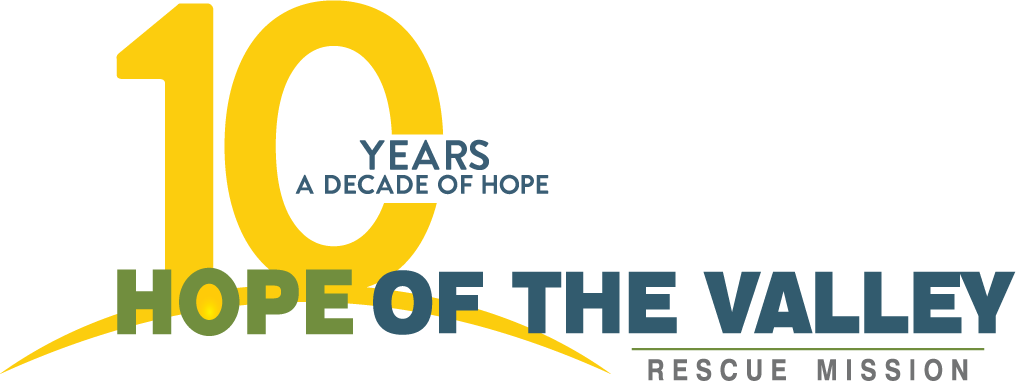 Hope of the Valley Logo