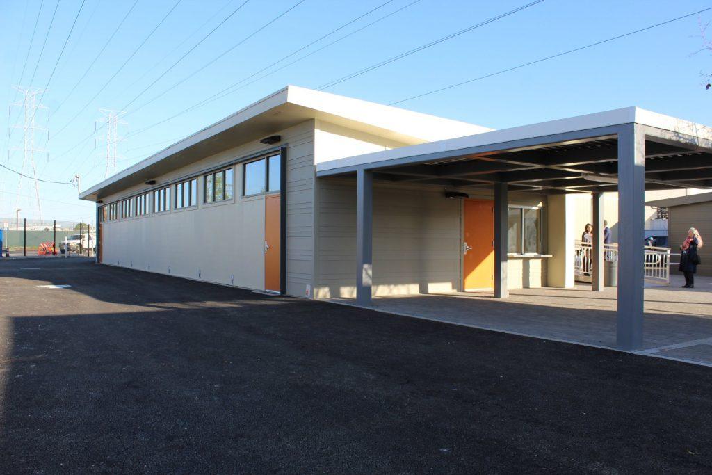 Navigation Center Storage Building