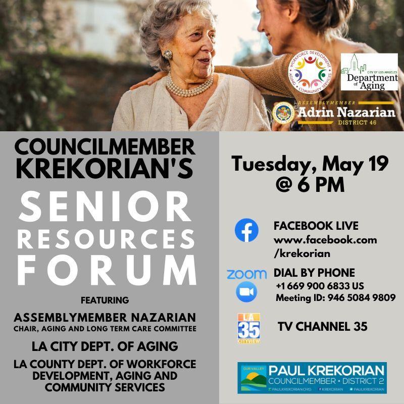 Senior Resources Forum