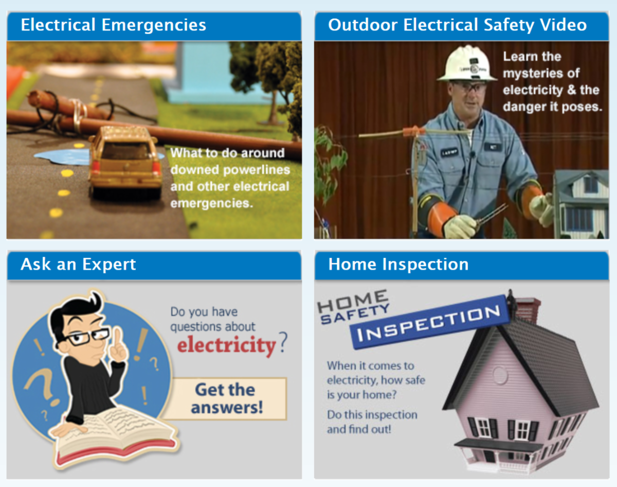 Electrical Safety Education