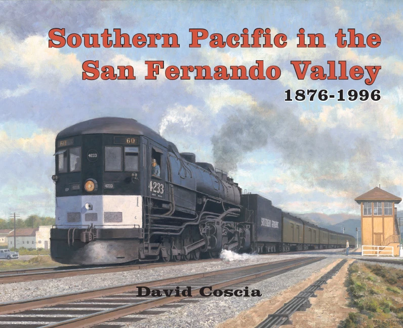 Southern Pacific in the SFV