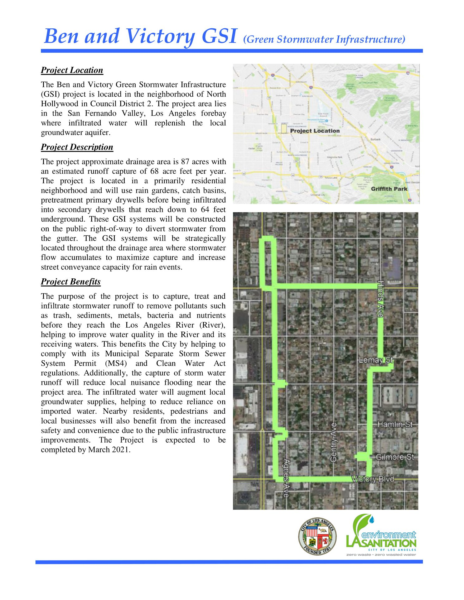 stormwater ben victory map