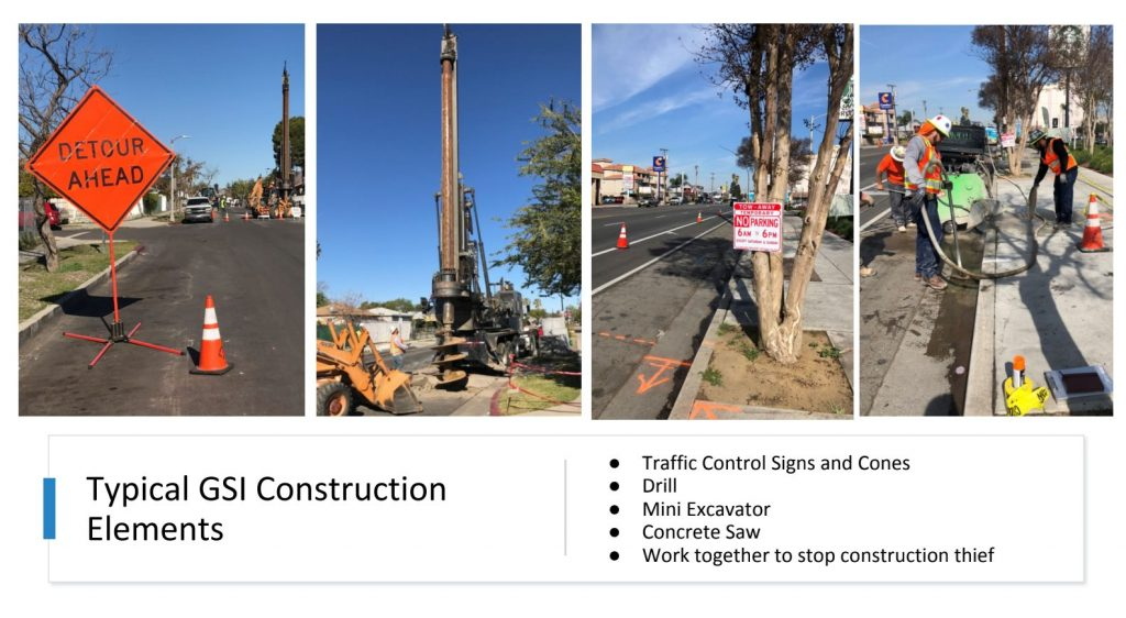 stormwater drilling