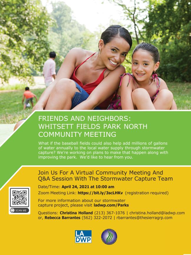 Whitsett fields community meeting