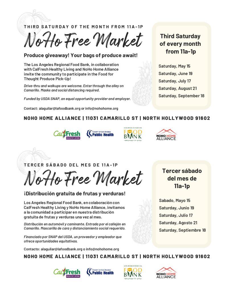 thumbnail of NoHo Free Market